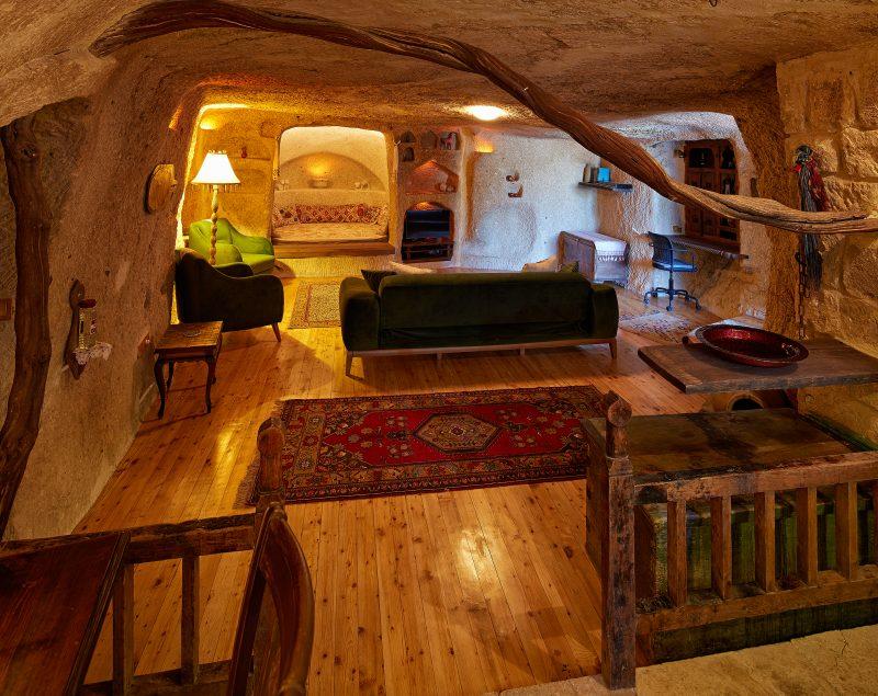 Cave Suite